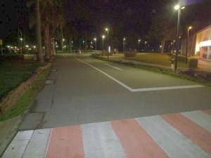 東海岸公園的單車徑(星加坡)